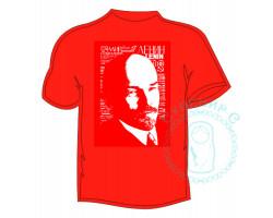 Футболка Ленин 2