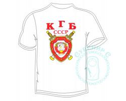 Футболка КГБ 1