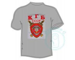 Футболка КГБ 2