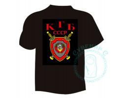 Футболка КГБ 3