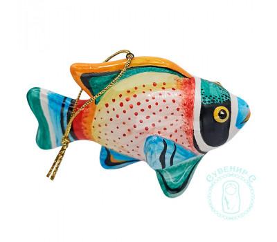 Рыба майолика 3 майолика