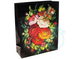 Пакет Цветы S