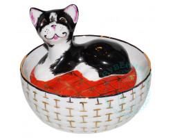 Кошка шкатулка Вербилки