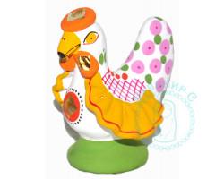 Курица 1 Дымка