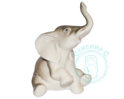 Слоненок фарфор