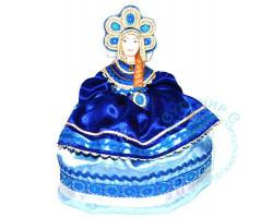 Кукла на чайник Барыня