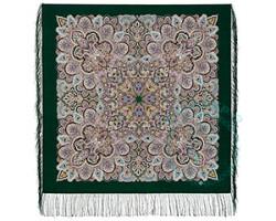 Платок шерстяной Соловушка 1893-10
