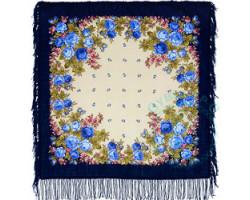 Платок шерстяной Варенька 1317-14