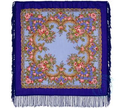 Платок шерстяной Вечерняя зоря 1264-14