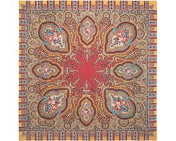 Платок шерстяной Берега желаний 1623-3